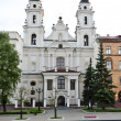Cathedral of Saint Virgin Mary in Minsk — Stock Photo