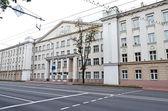 Rubl státní Ekonomická univerzita v Minsku — Stock fotografie