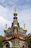 Chapel family tomb Paskevich in Gomel — Stock Photo