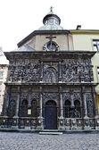 在利沃夫博伊姆家族大教堂 — 图库照片