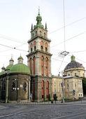Iglesia de la asunción — Foto de Stock