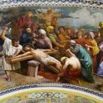 Crucifixion of Jesus Christ — Stock Photo #14701179