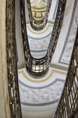 Old staircase — Stockfoto