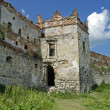 Castle-fortress in Stare Selo — Stock Photo