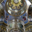 Stock Photo: Interior of Holy Dormition Cathedral in Pochaev Lavr(Pocha
