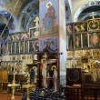 Stock Photo: Interior of Trinity cathedral in Pochaev Lavr(Pochayiv) ne