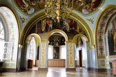 Interior of the Barbara Church in Pochaev Lavra — Stock Photo
