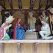 Stock Photo: Nativity scene in lvov