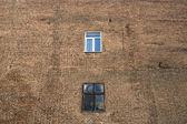 Lonely window — Stock Photo