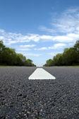 道路 — ストック写真