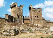 Rovine della fortezza genovese — Foto Stock