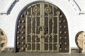 Beautiful gate — Stock Photo