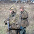 Wehrmacht soldiers — Stock Photo #24454057