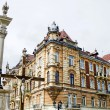 Stock Photo: Beautiful old building in Lvov