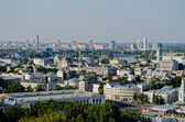 Panorama of Kiev — Stock Photo