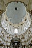 интерьер доминиканский собор — Стоковое фото