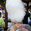 Stock Photo: Cotton candy