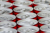 Cans of cola — Stock Photo