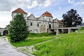 Svirzh Castle — Stock Photo