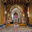 Interior of the Armenian Cathedral — Stock Photo