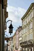 Cityscape of the Lvov — Stock Photo