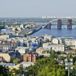 Cityscape of Kiev — Stock Photo #34577403