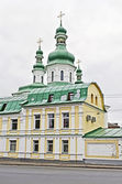 Church Theodosius of the Caves in Kiev — Stock Photo