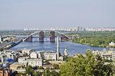 Stadsgezicht van kiev — Stockfoto