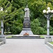 Monument to General Vatutin in Kiev — Stock Photo #34659477