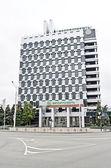 Edifício belorusneft — Fotografia Stock
