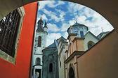 Armeniska katedralen — Stockfoto