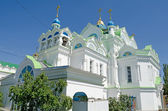 Church of St. Catherine in Feodosia — Stock Photo