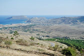 Landscape in Crimea — Stock Photo