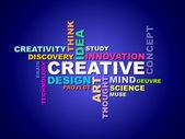 Creative — Stock Vector