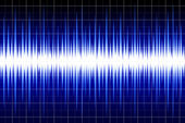 Sound waves — Stock Photo