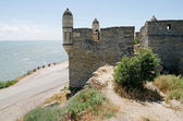 Old fortress Yeni-Kale — Stock Photo