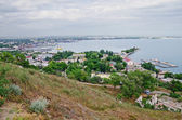 Kerch Sea Commercial Port — Stock Photo