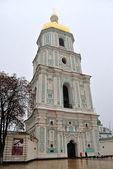 Колокольня Софийского собора в Киеве — Стоковое фото