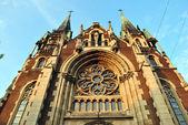 St Olga's Cathedral in Lviv — Stock Photo