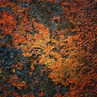 Red Rust — Stock Photo