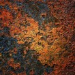 Stock Photo: Red Rust