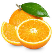 Orange fruit — Foto de Stock