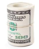 Hundred dollar — Stock Photo