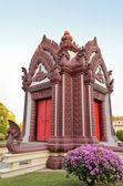 Kunst en architectuur van thailan — Stockfoto