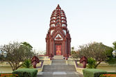 Artes e arquitetura de thailan — Foto Stock