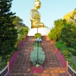 Stock Photo: Stairs to PhrPhutthKitti Siri Chai buddhstatue