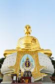 Phra phuttha 叻 siri 柴佛像 — 图库照片