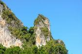High cliffs — Stock Photo