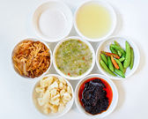 Thai food condiment — Stock Photo