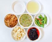 Thai food condiment — Stock Photo